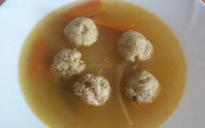 Mäsové knedličky do polievky