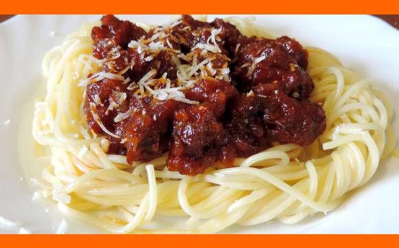 Najjednoduchšia klobásková zmes na špagety