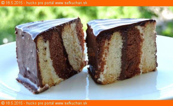 Nepečený bebekeksový koláčik