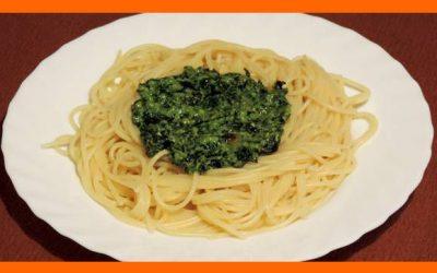 Originálne bazalkové PESTO (Pesto Genovese)