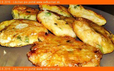 Perkedel kentang – indonézske zemiakové pllacky