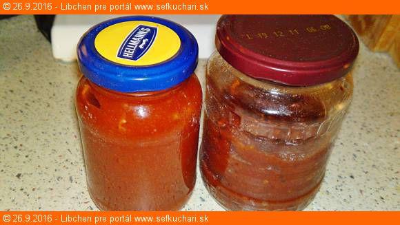 Pikantný domáci kečup
