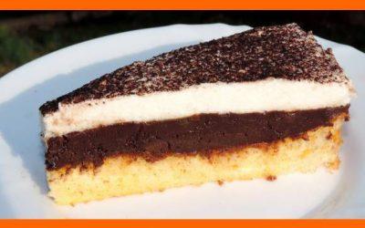 Skutočne čokoládová torta