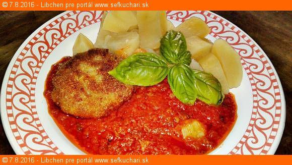 Sugo di pomodoro od Nick Stellino – základná talianska paradajková omáčka